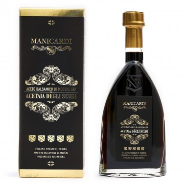 Aceto Balsamico di Modena I.G.P. 5 Scudi-Manicardi
