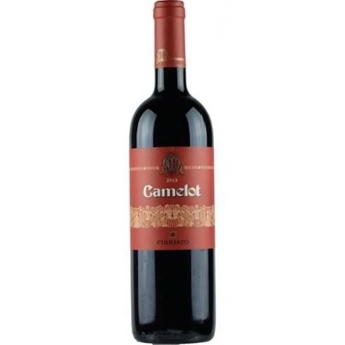Camelot Rosso Ml.750 Firriato