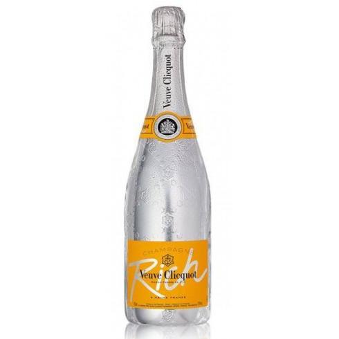 champagne rich- veuve clicquot