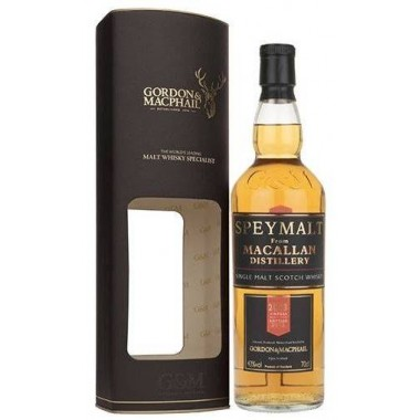 "Scotch Whisky ""Speymalt Macallan Distillery"" 2007 - Gordon & Macphail"