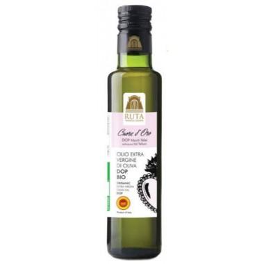 "Olio Extravergine D'oliva ""DONNA VALERIA"" Økologisk.5 l. - Frantoio Ruta"