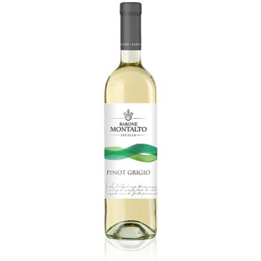 Pinot Grigio Selezione Acquerello - Terre Siciliane IGT - Barone Montalto