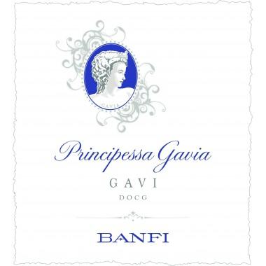 Principessa Gavia Perlante - Gavi DOCG - Banfi