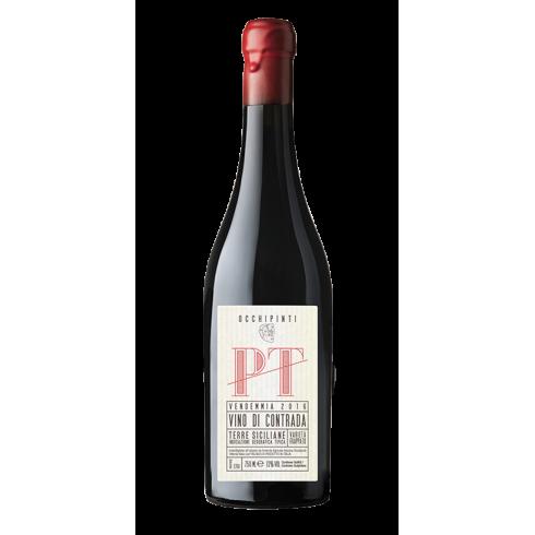 PT Pettineo Vino di Contrada - Terre Siciliane IGT - Occhipinti Arianna