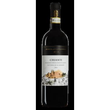 Chianti DOCG - Fattoria di Scannano - Rocca di Castagnoli