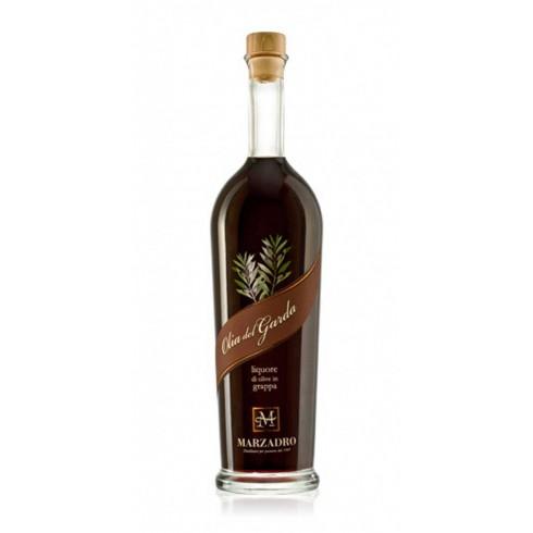 Olia del Garda - Liquore di Olive in Grappa - Marzadro