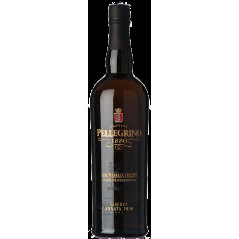 Marsala Vergine Riserva 2000 - Vino Liquoroso DOP - Cantine Pellegrino