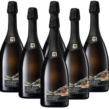 Milazzo Classico Brut | Milazzo | Promo Sei Bottiglie