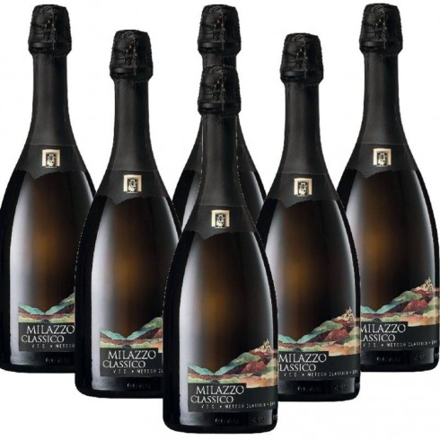 Milazzo Classico Brut | Milazzo | Six Promo