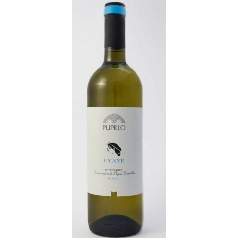 Cyane - D.O.C. Siracusa Moscato - Pupillo
