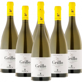 Grillo Cavallo Delle Fate Sicilia D.O.C. 2019/2020   Tasca d'Almerita   Promo Sei Bottiglie
