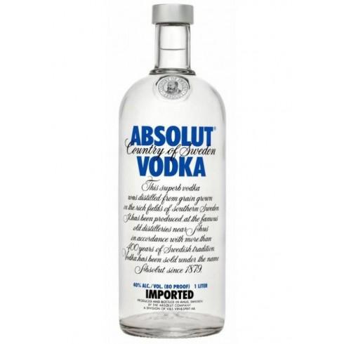 Aboslut Vodka -ORIGINAL VODKA