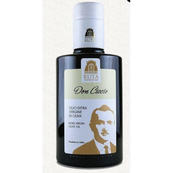 Olio Extravergine D'oliva Ml.500 Don Ciccio  Frantoio Ruta
