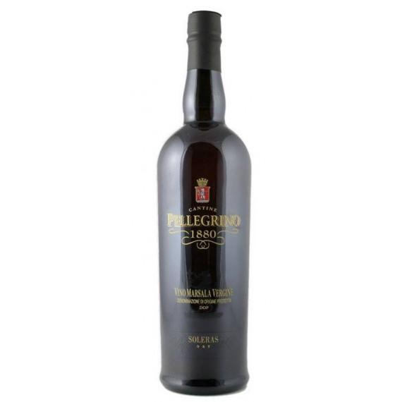 Marsala Soleras Vergine - Vino Liquoroso D.O.C. - Cantine Pellegrino