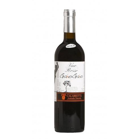 """Gaio Gaio Triple """"A"""" - Vino Rosso - Azienda Vinicola Calabretta"""
