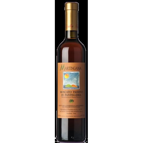 Martingana 2008 - Moscato Passito di Pantelleria DOC - Salvatore Murana