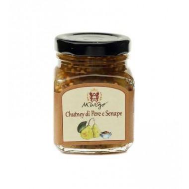 Chutney di Pere e Senape - Murgo
