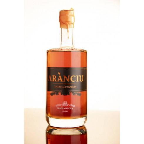 Arànciu - Amaro all' Arancia - Magiantosa