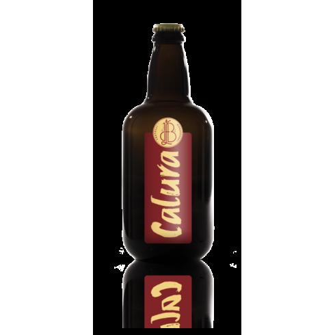 Birra Artigianale Calura - Ale Rossa - Fratelli Birrafondai