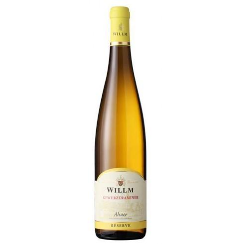 Willm - Gewurztraminer - Alsace AOC Reserve - Willm