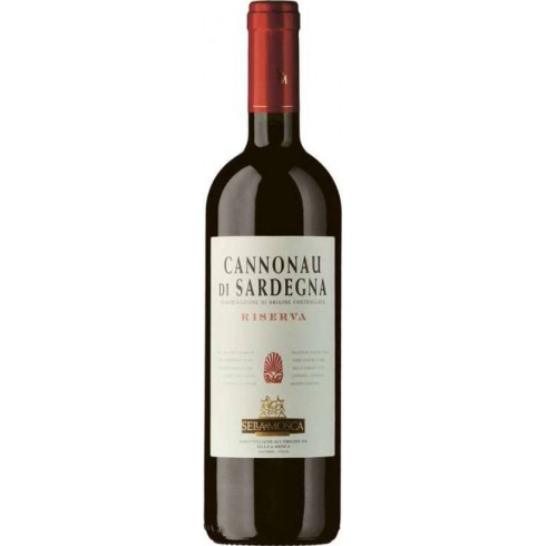 Cannonau Di Sardegna D.O.C. Riserva - Sella&Mosca