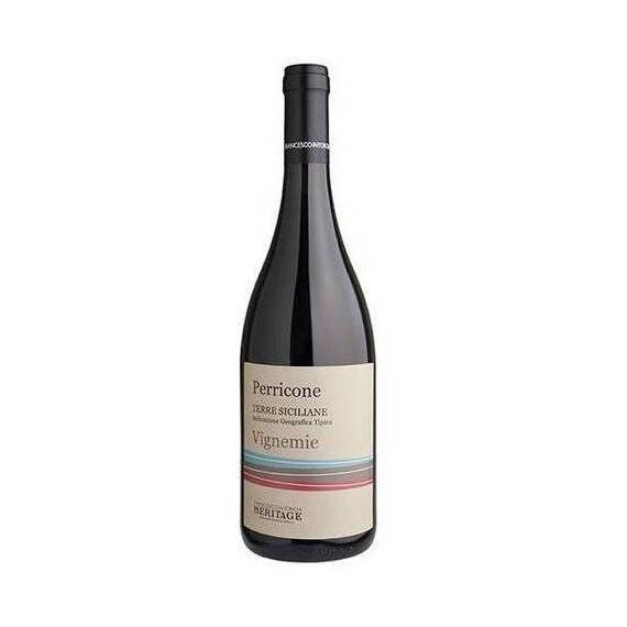 Perricone Vignemie - Terre Siciliane IGT - Intorcia