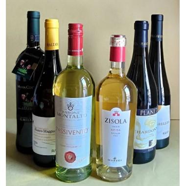 Giro di Sicilia - White wines