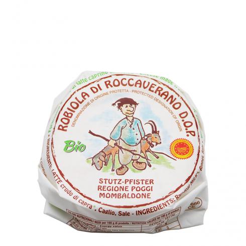Robiola di Roccaverano DOP BIO - Piemonte - Italia