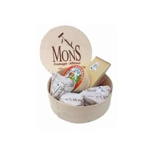 Plateau 5 pezzi MonS - Francia