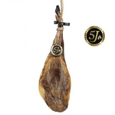 5J Prosciutto Iberico - Bellota con osso - Pata Negra
