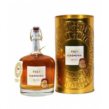 Grappa Cleopatra Amarone Oro barricata - Distilleria Poli