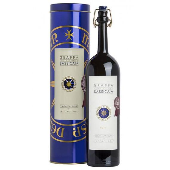 Grappa di Sassicaia - Distillerie Poli
