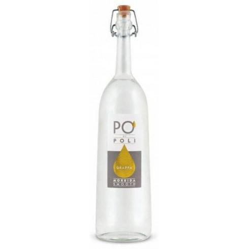 Pò di Poli Morbida Grappa aromatica di Moscato