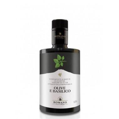Condimento Olive e Basilico - Romano Vincenzo