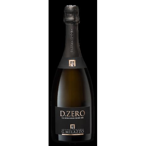 D.Zero Rosè Pas Dosè - Az. Agr. Milazzo