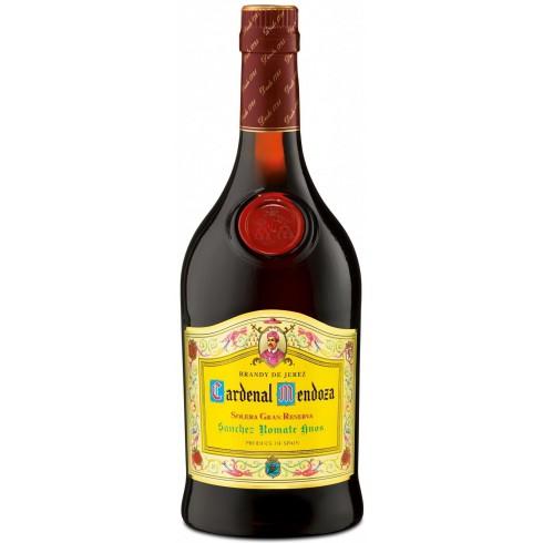 Cardenal Mendoza - Brandy de Jerez - Sanchez Romate