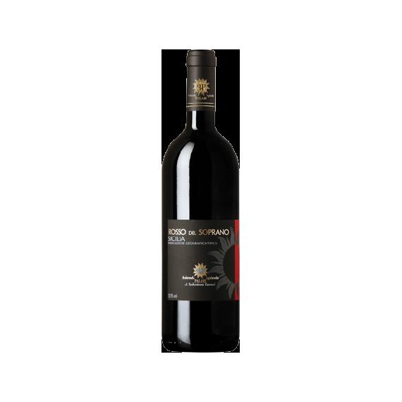 Rosso del Soprano Terre siciliane I.G.T - Az. agricola Palari