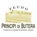 2000 Calat Merlot I.G.T Sicilia - Feudo Principe di Butera - Magnum in original wooden box