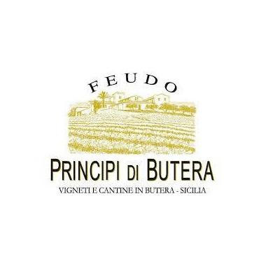 Feudo principe di Butera - Calat merlot I.G.T Sicilia - Magnum in cassa di legno