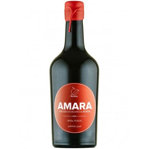 Amaro di arancia rossa Amara